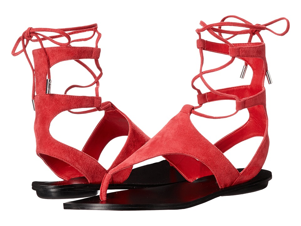 KENDALL KYLIE Faris Light Chili Womens Sandals