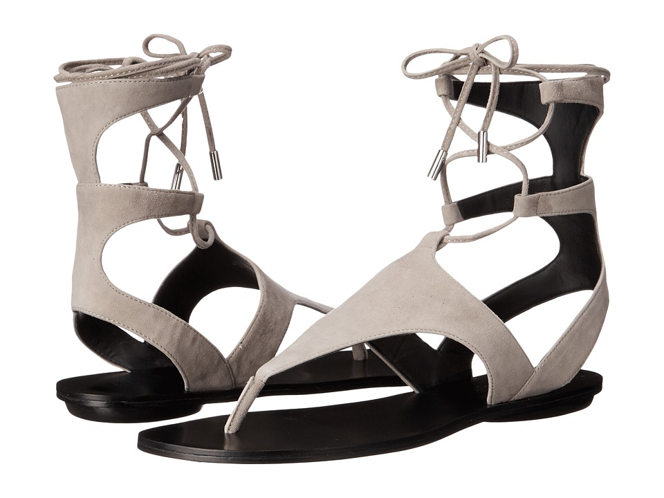 KENDALL KYLIE Faris Smoky Grey Womens Sandals