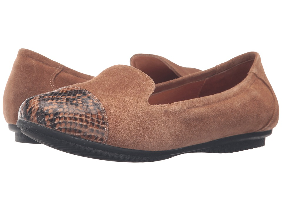 Josef Seibel Pippa 23 (Brown/Snake) Women