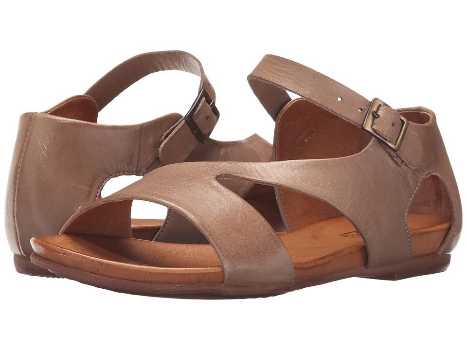 Miz Mooz Alyssa Beige Womens Sandals