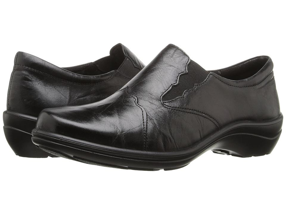 Romika - Cassie 24 (Black) Women's Slip-on Dress Shoes