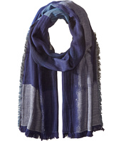 BCBGMAXAZRIA - Color Block Party Scarf