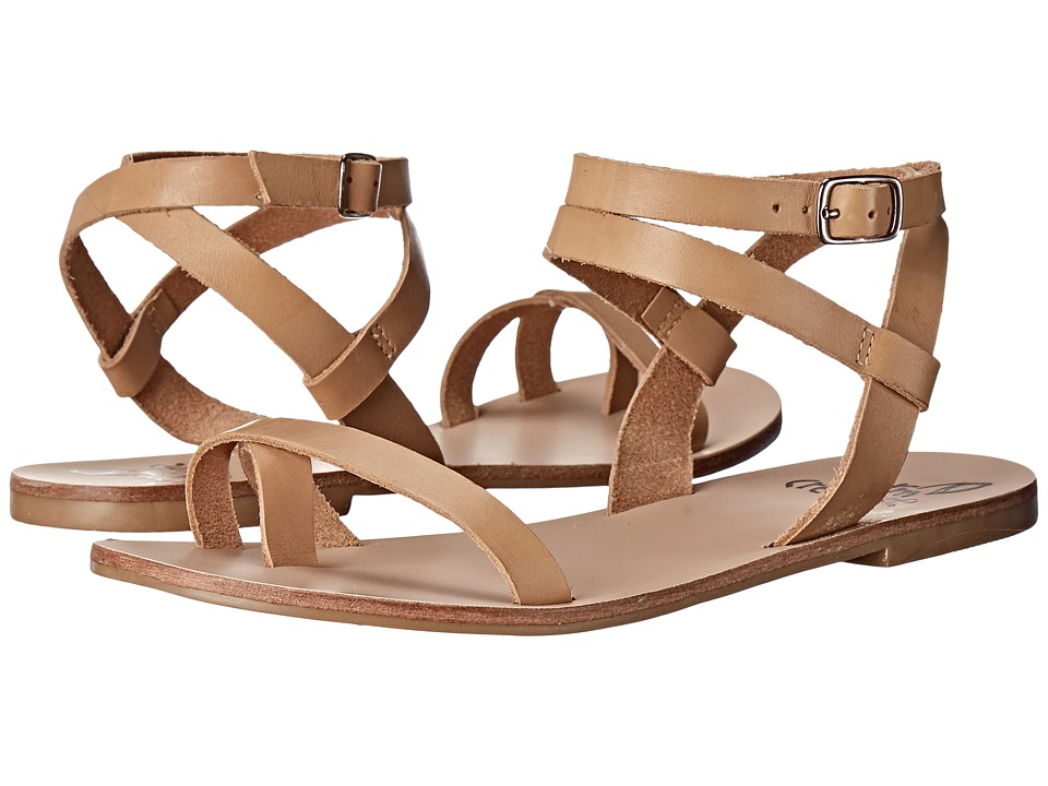 Warm Creature Esme Natural Womens Sandals