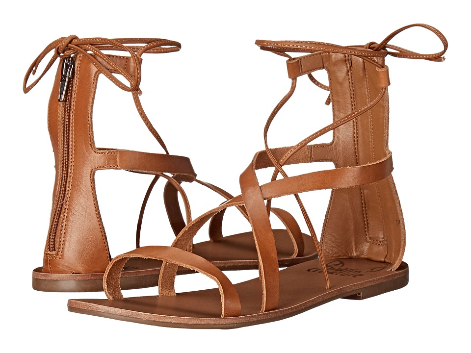 Warm Creature Hope Cognac Womens Sandals