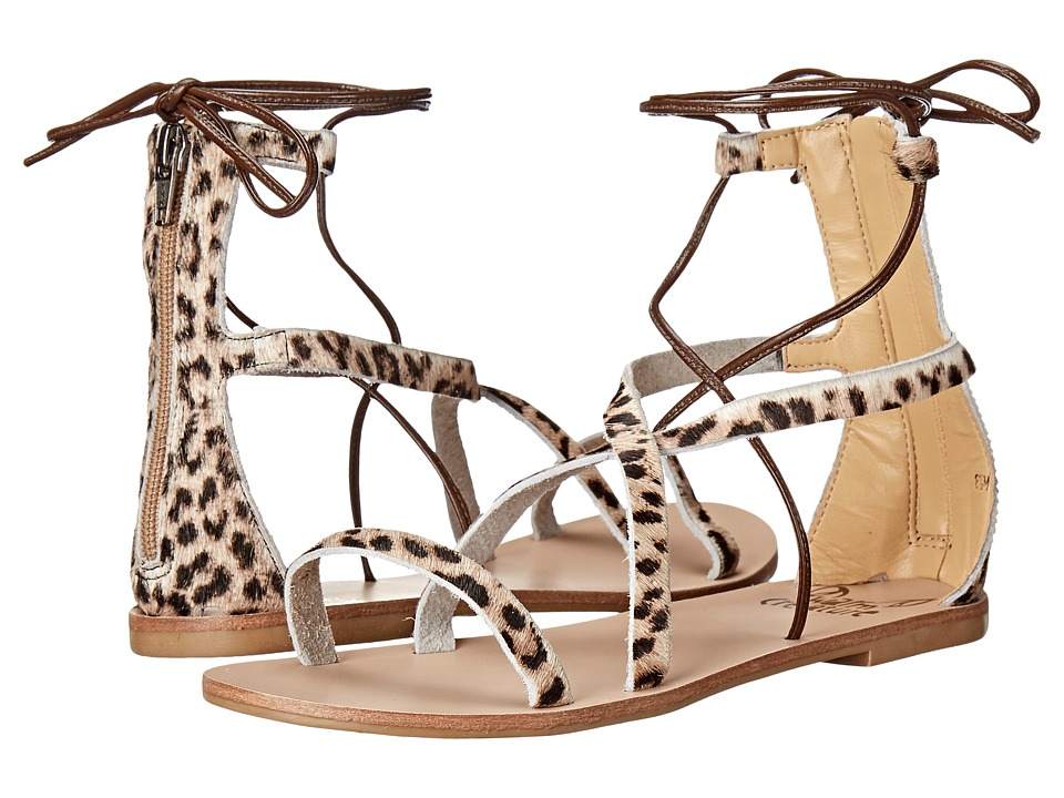 Warm Creature Hope Leopard/Natural Womens Sandals
