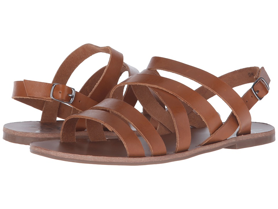 Warm Creature Aurora Cognac Womens Sandals