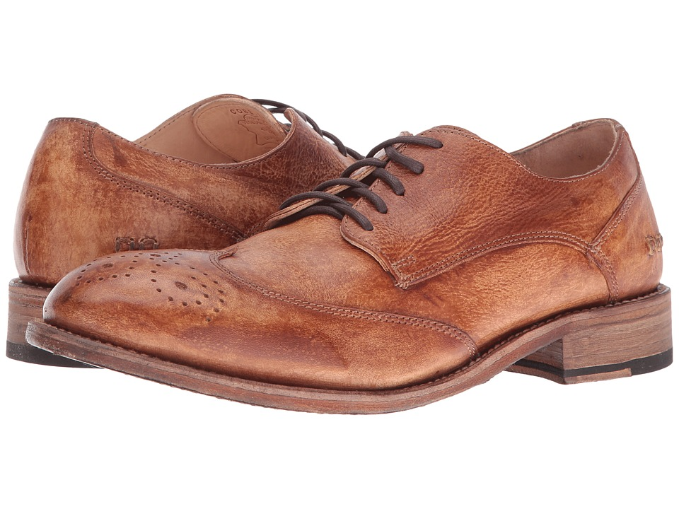 Bed Stu - Gatsby (Tan Driftwood Leather) Men's Shoes