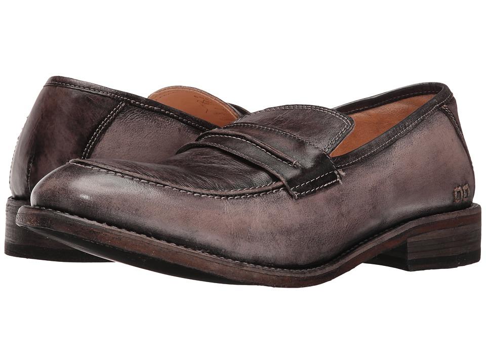 Bed Stu Bronx (Black Driftwood Leather) Men