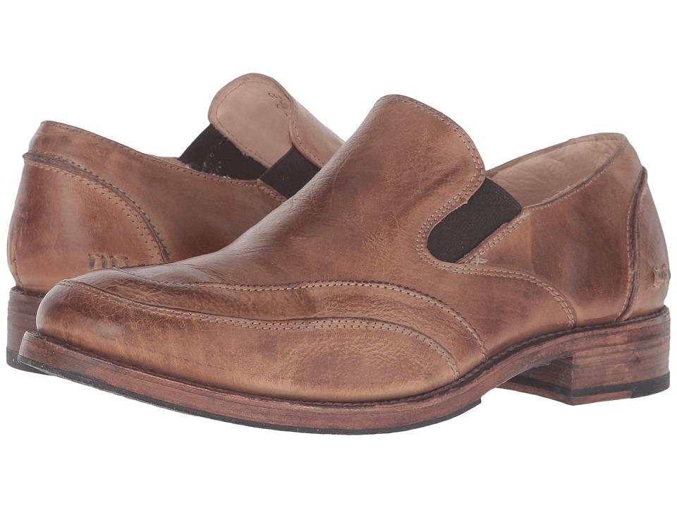 Bed Stu Scoria (Tan Rustic Leather) Men