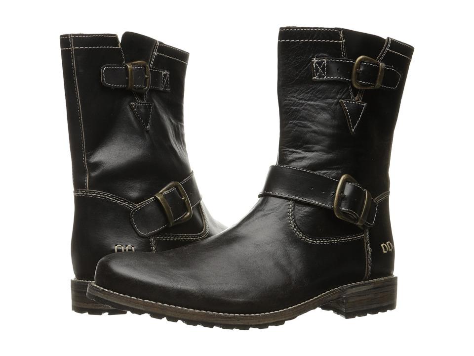 Bed Stu Ashton (Black Driftwood Leather) Men