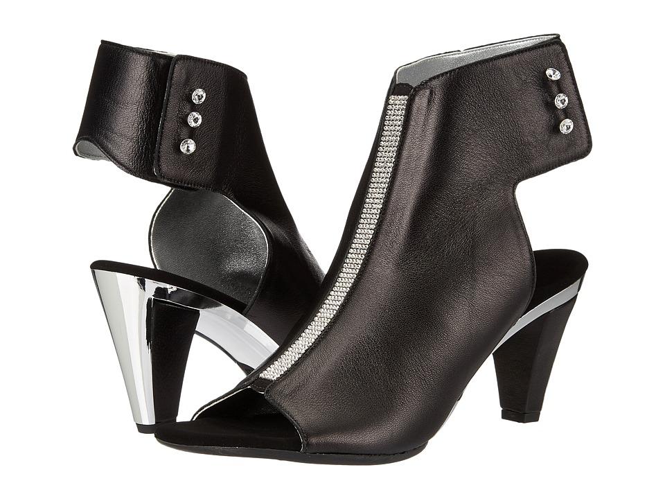 Onex Tux (Black/Silver) High Heels