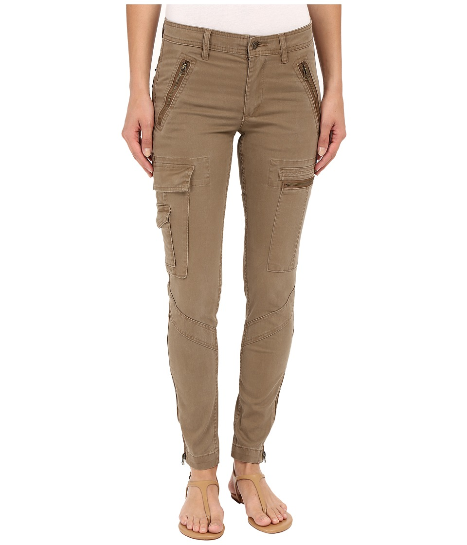 Tasha Polizzi Cargo Pants Driftwood Womens Casual Pants