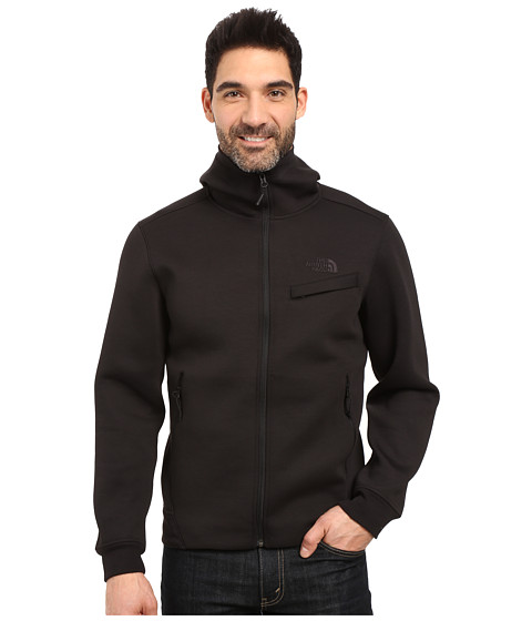 The North Face Thermal 3D Full Zip Hoodie - TNF Black