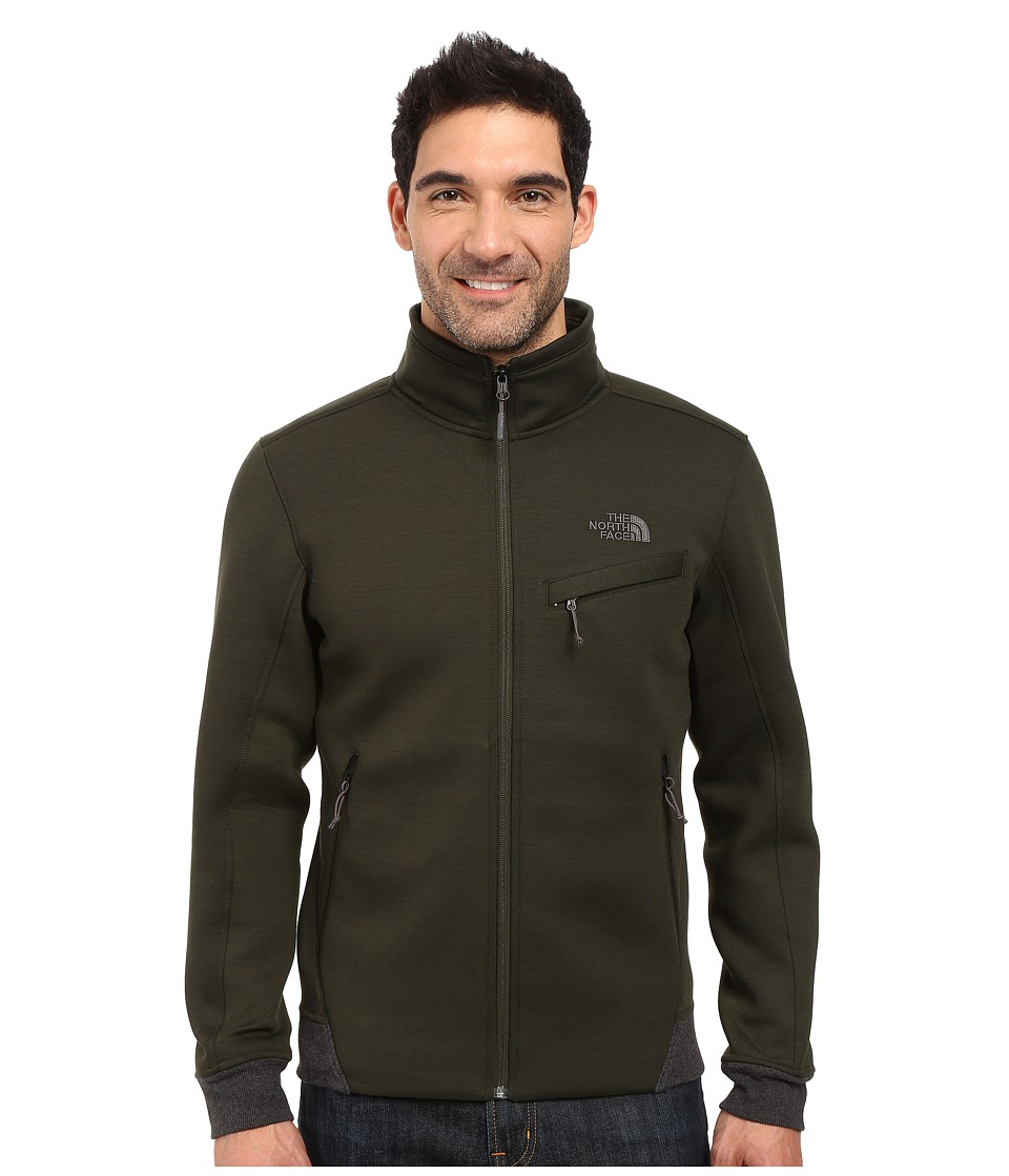 The North Face Thermal 3D Jacket (Rosin Green/Black Heather) Men