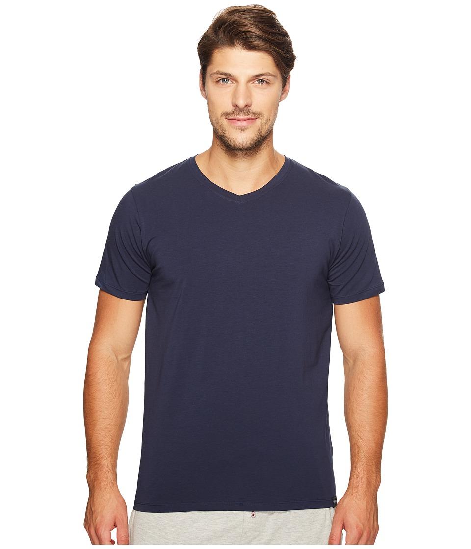 SAXX UNDERWEAR - 3SIX FIVE Short Sleeve V-Neck T
