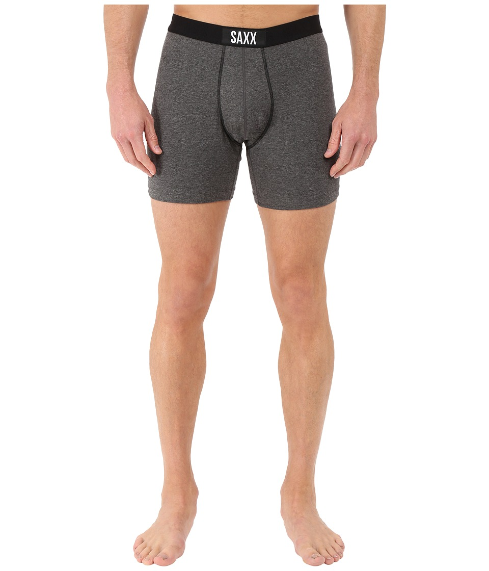 SAXX UNDERWEAR 24 Seven Boxer Heather Mens Underwear