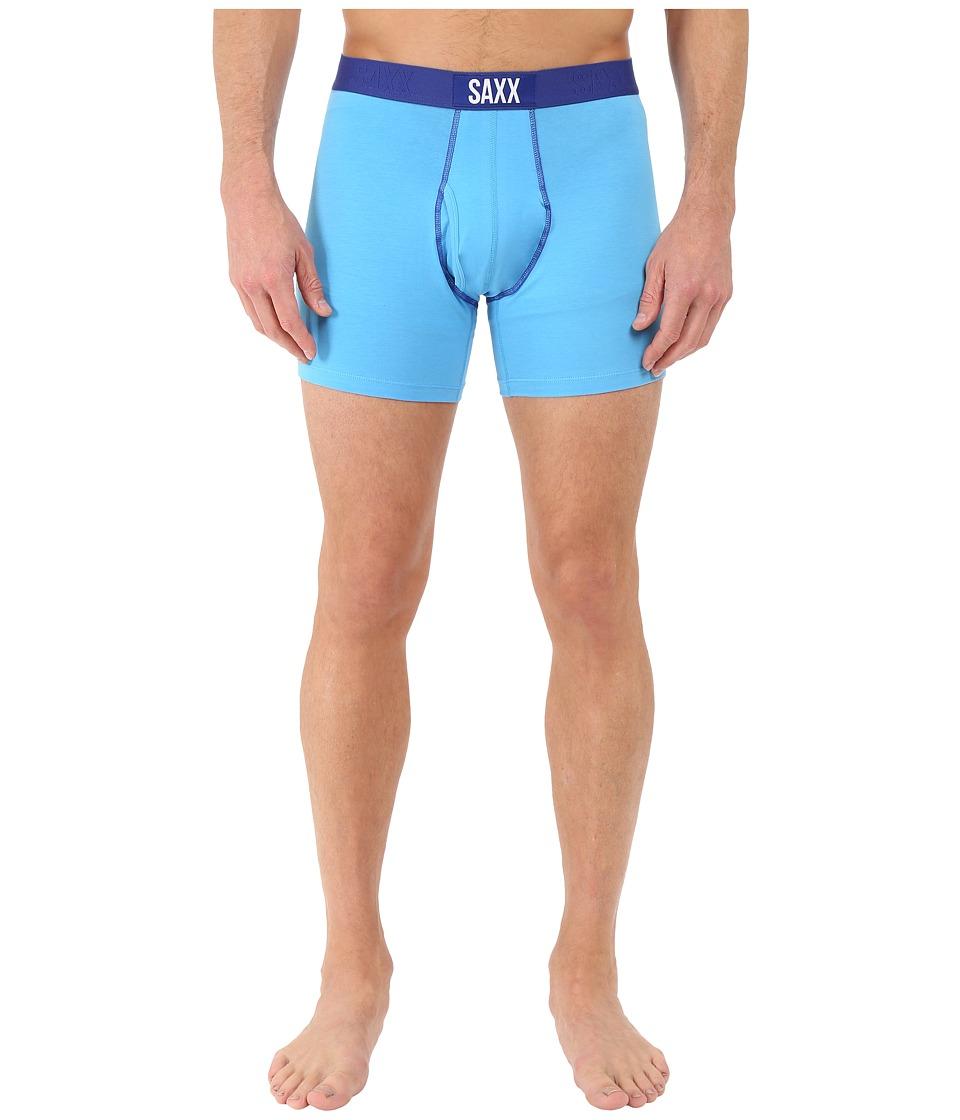 SAXX UNDERWEAR 24 Seven Boxer Fly Malibu Mens Underwear