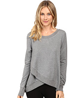 Midnight by Carole Hochman - Lounge French Terry Long Sleeve Top