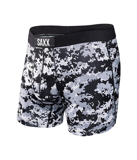 SAXX UNDERWEAR Vibe Boxer Modern Fit - Arctic Camo