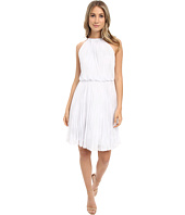 Calvin Klein - Halter Neck Pleated Dress CD6B1U3P