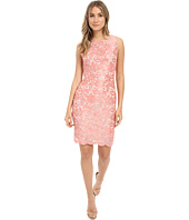Calvin Klein - Lace Sheath with Back Cut Out CD6B2P8V