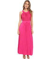 Calvin Klein - Halter Neck Maxi Dress CD6N24Z8