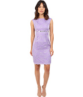 Calvin Klein - Lace Belted Sheath CD5LYBD6