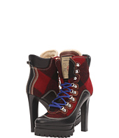 DSQUARED2 - Lace-Up Heeled Winter Boot