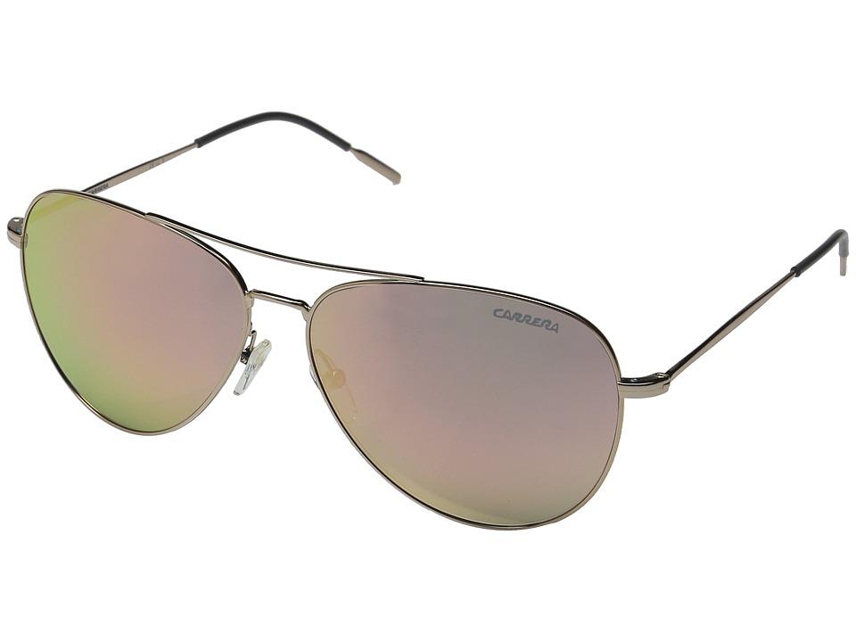 Carrera Carrera 106/S Gold Copper/Rose Gold Mirror Lens Fashion Sunglasses