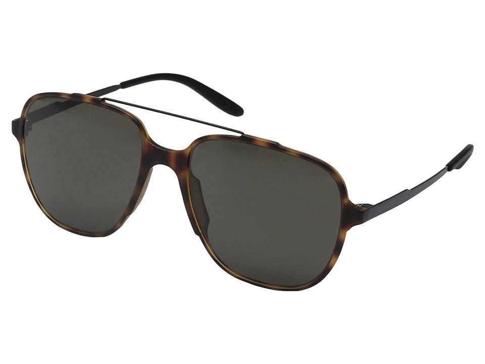 Carrera Carrera 119/S Havana Black/Brown Lens Fashion Sunglasses