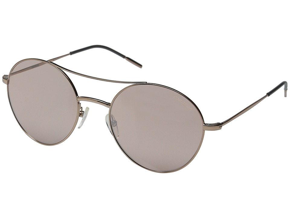 Carrera Carrera 107/S Gold Copper/Violet Smoke Lens Fashion Sunglasses