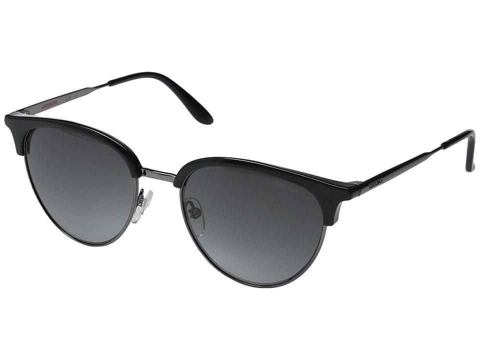Carrera Carrera 117/S Black/Gray Gradient Lens Fashion Sunglasses