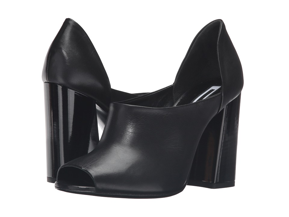 McQ Pembury Peep (Black) High Heels