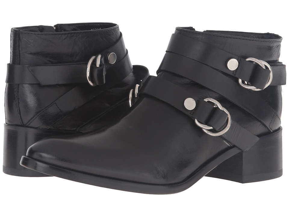 McQ Ridley Harness Ankle (Black) Women