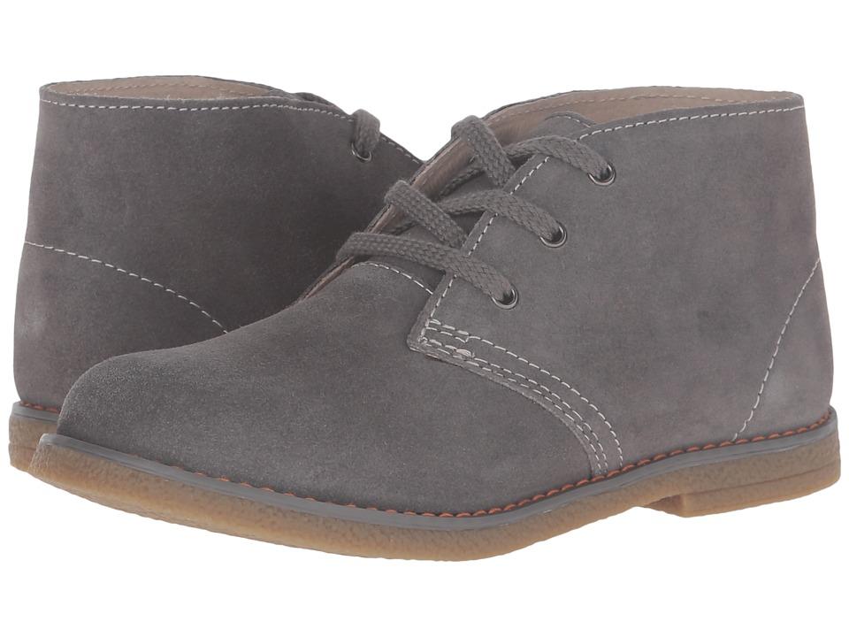 FootMates - Mojave (Toddler/Little Kid) (Steel/Orange) Boys Shoes