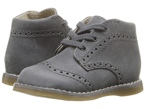 FootMates Cole (Infant/Toddler) - Stone Oiled