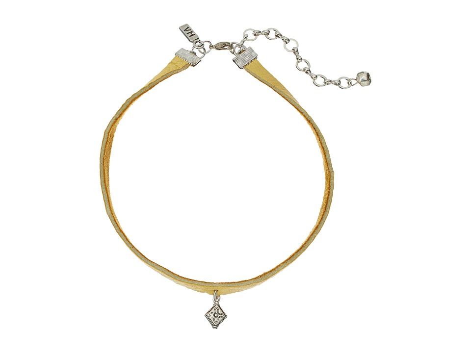 Vanessa Mooney The Ada Choker Necklace Silver Necklace