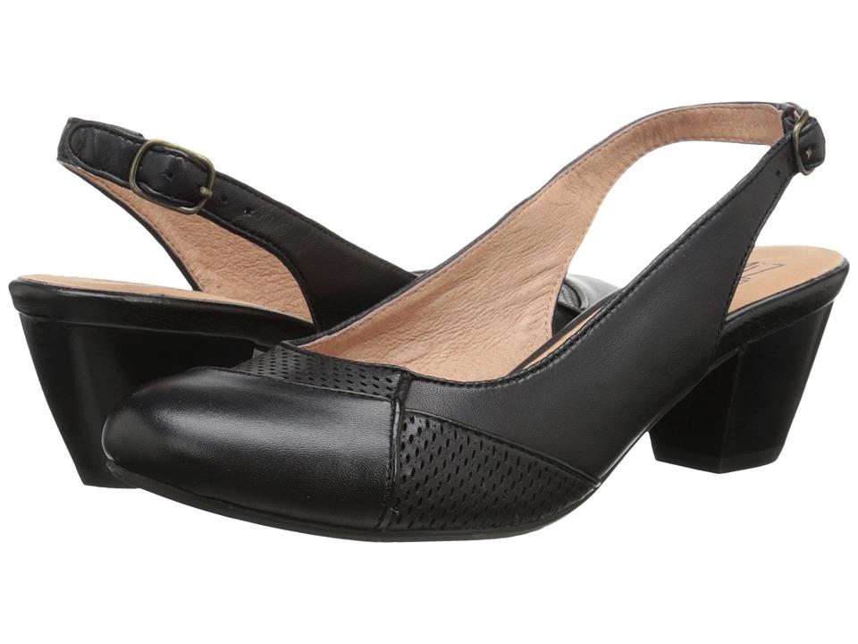Miz Mooz Faustine Black High Heels