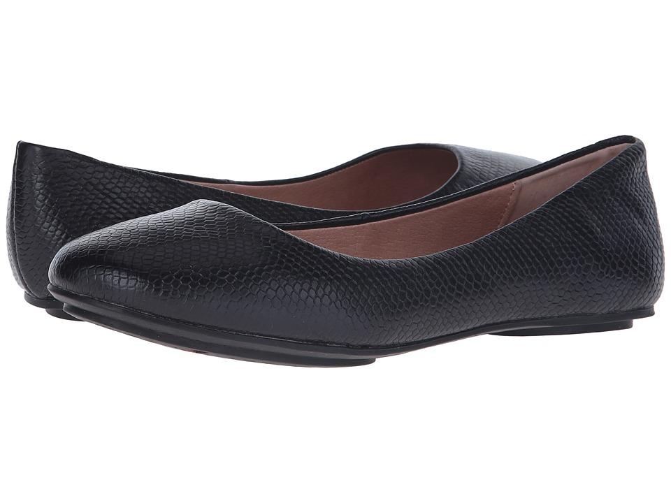 Miz Mooz Persia Black Womens Sandals