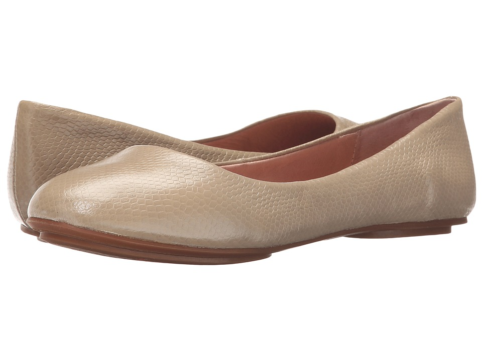 Miz Mooz Persia Taupe Womens Sandals