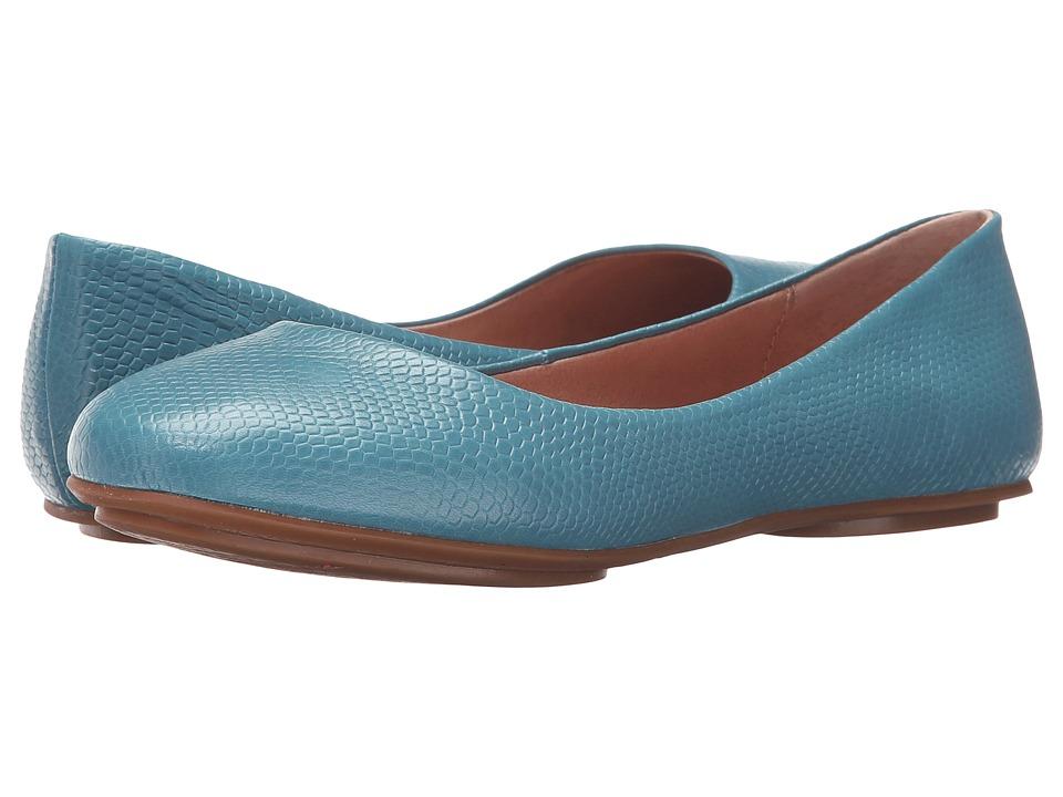 Miz Mooz Persia Blue Womens Sandals