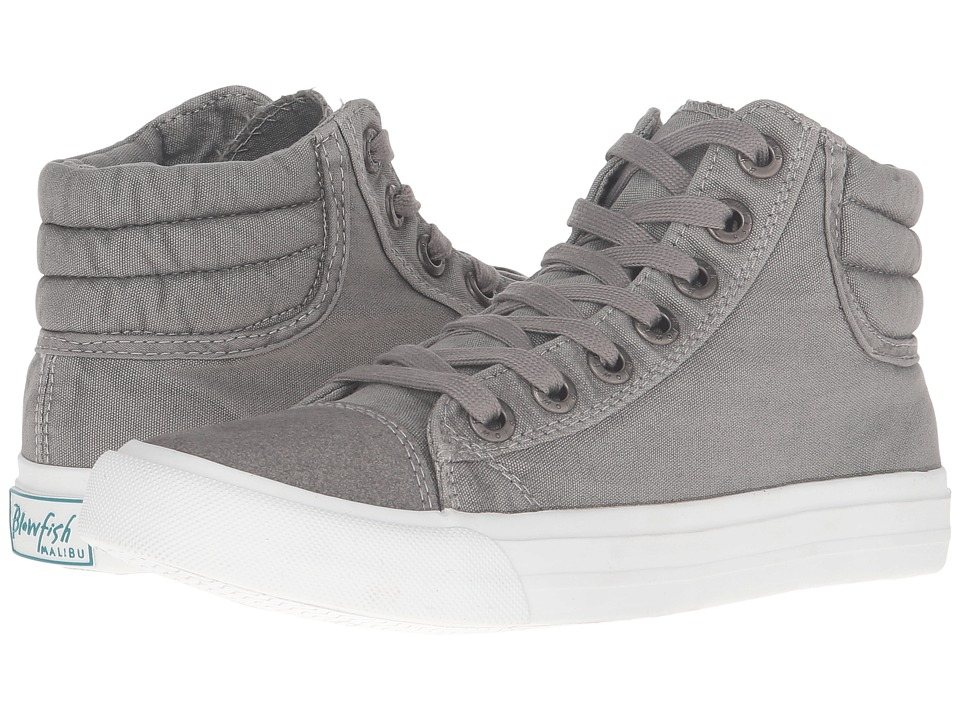Blowfish Madras (Grey Color Washed Canvas) Women
