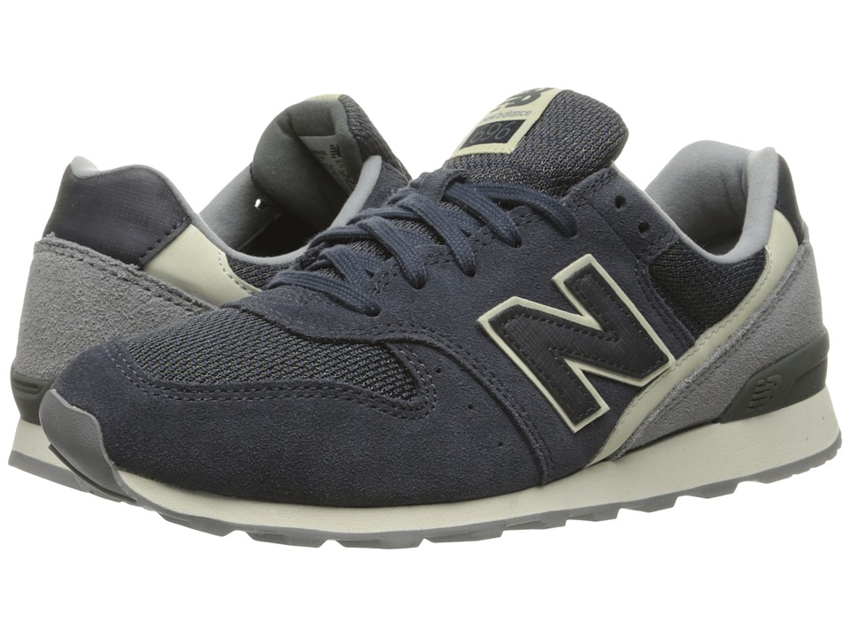 New Balance Classics - WL696 (Outerspace/Steel Suede/Mesh) Womens Classic Shoes