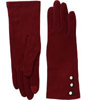 LAUREN Ralph Lauren - Three-Button Touch Gloves