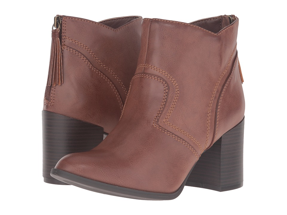 Dirty Laundry DL By The Bay (Cognac) High Heels
