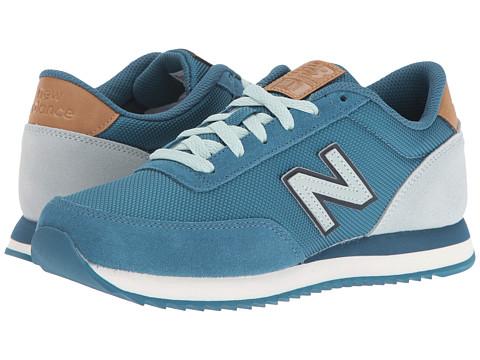 New Balance Classics WZ501 - Blue/Mint Cream Suede/Textile