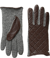 LAUREN Ralph Lauren - Quilted Hybrid Touch Gloves