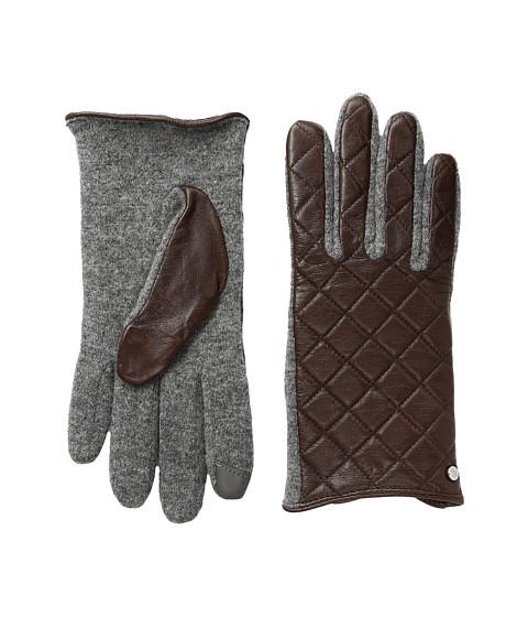 LAUREN Ralph Lauren Quilted Hybrid Touch Gloves