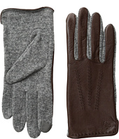 LAUREN Ralph Lauren - Color Stitch Hybrid Touch Gloves