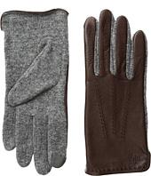 LAUREN Ralph Lauren - Color Stitch Hybrid Touch Gloves